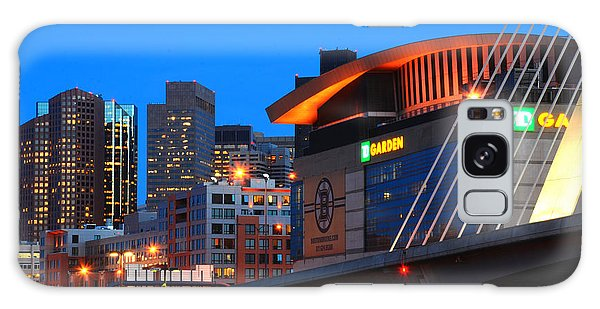 Home Of The Celtics And Bruins Galaxy Case