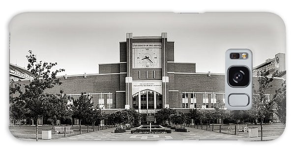 Home Of The Sooners II Galaxy Case