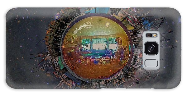 Home Planet Galaxy Case