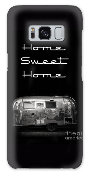 Home Sweet Home Vintage Airstream Galaxy Case
