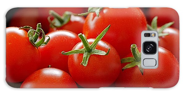 Homegrown Tomatoes Galaxy Case