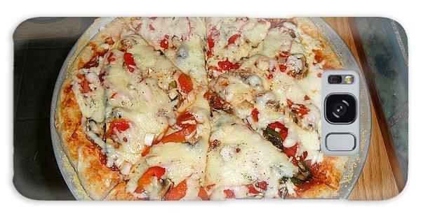 Homemade Pizza  Galaxy Case