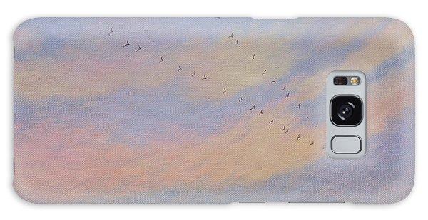 Homeward, 2004 Oil On Canvas Galaxy Case