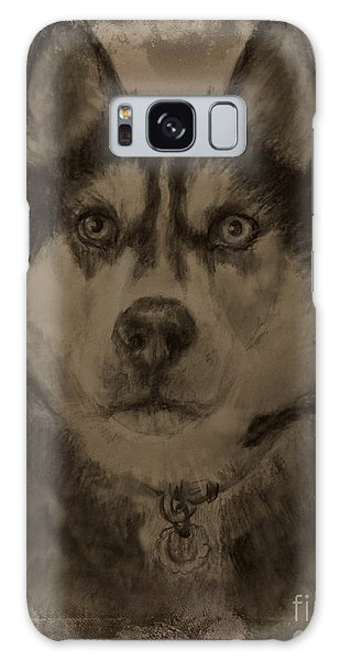 Honorable Husky Galaxy Case