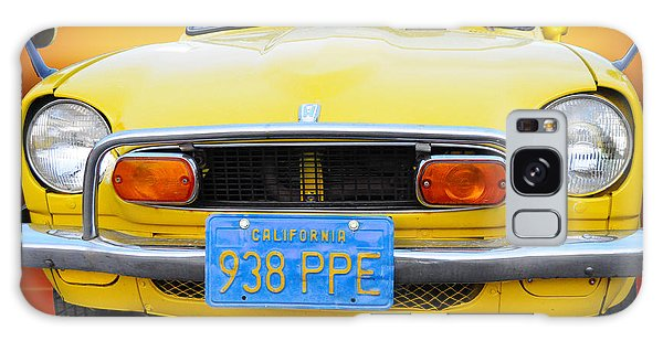 Galaxy Case - Honda Z600 Coupe I I by Paulette B Wright