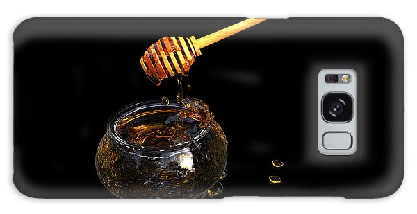 Honey And Ladle Galaxy Case