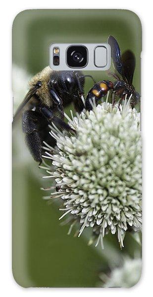 Honey Bee 0001 Galaxy Case