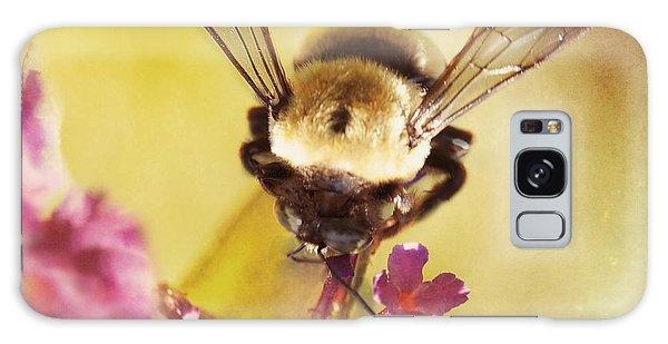 Honey Bee Galaxy Case by Kim Fearheiley