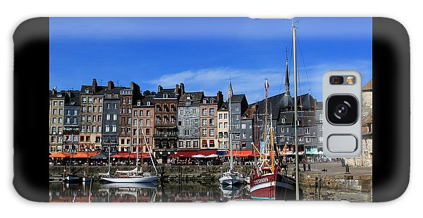 Honfleur France Galaxy Case