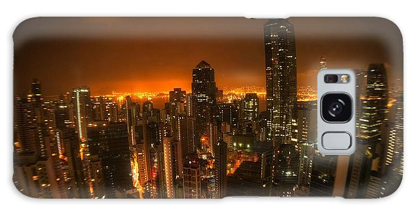 Hong Kong Gotham Galaxy Case by Peter Thoeny