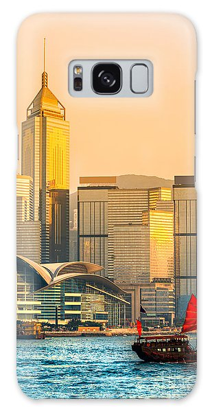 Hong Kong. Galaxy Case