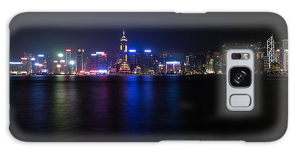 Hong Kong Waterfront Galaxy Case by Mike Lee