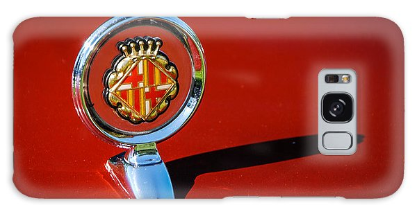 Hood Ornament On Matador Barcelona II Coupe Galaxy Case