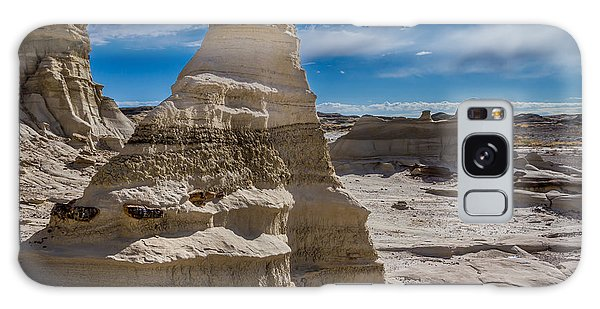 Hoodoo Rock Formations Galaxy Case