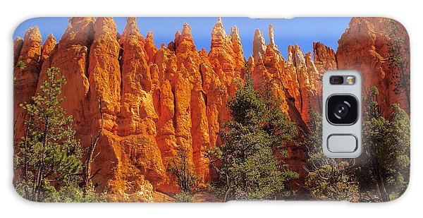 Haybale Galaxy Case - Hoodoos Along The Trail by Robert Bales