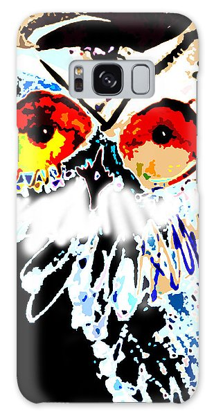 Hoot Digitized Galaxy Case