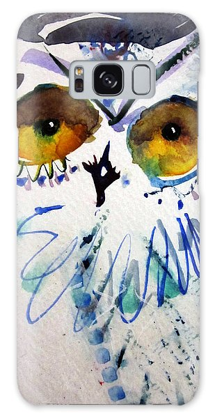 Hoot Uncropped Galaxy Case