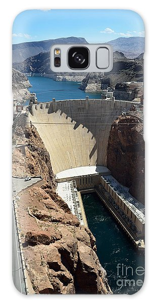 Hoover Dam Galaxy Case by RicardMN Photography