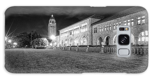 Hoover Tower Stanford University Monochrome Galaxy Case by Scott McGuire