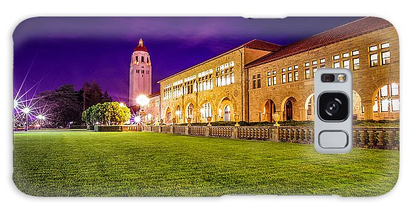 Hoover Tower Stanford University Galaxy Case