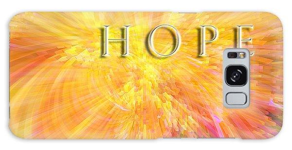 Hope Galaxy Case by Margie Chapman