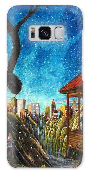 Hope Galaxy Case by Matt Konar