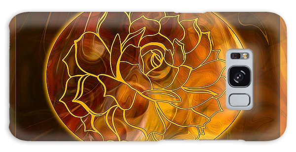 Hope Springs Eternal Abstract Healing Art Galaxy Case