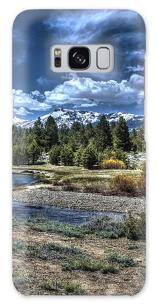 Hope Valley Wildlife Area 2 Galaxy Case