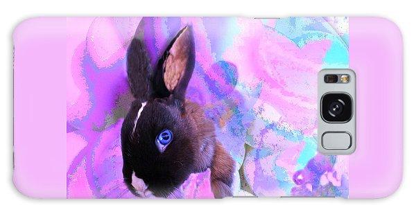 Hoppy Easter Galaxy Case by Mike Breau