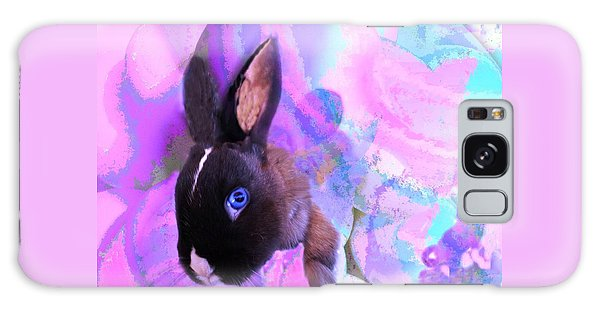 Hoppy Easter Galaxy Case