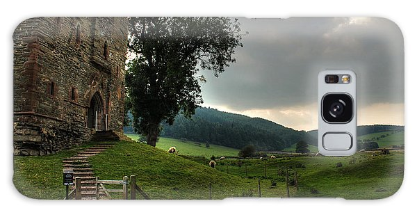 Hopton Castle Galaxy Case