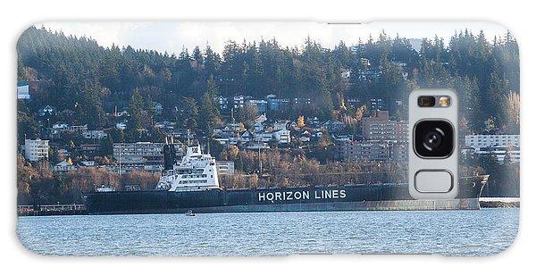 Horizon Lines Galaxy Case