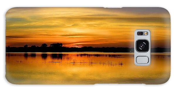 Horizons Galaxy Case by Bonfire Photography