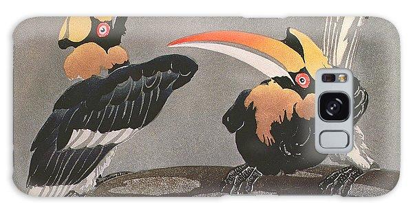 Hornbills Galaxy Case