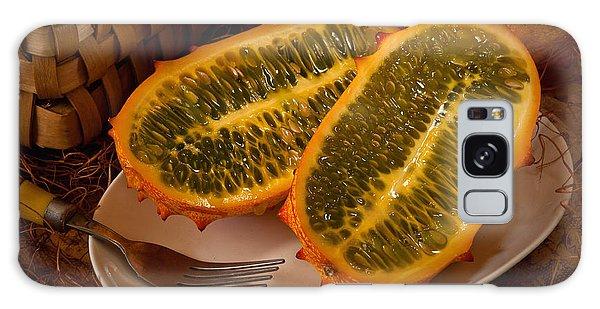 Horned Melon0541 Galaxy Case