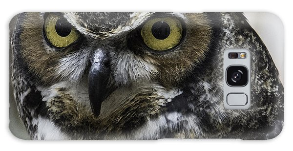 Horned Owl Galaxy Case