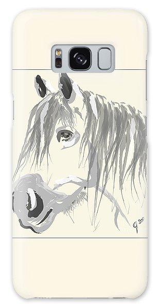 Horse- Big Jack Galaxy Case