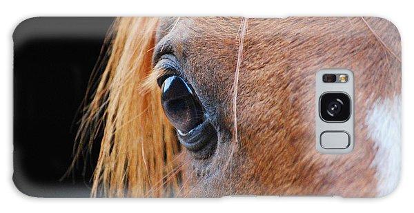 Horse Eye Galaxy Case