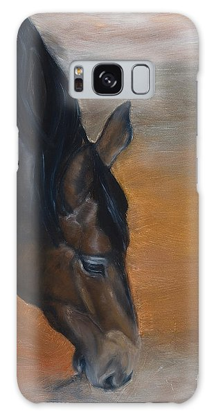 horse - Lily Galaxy Case