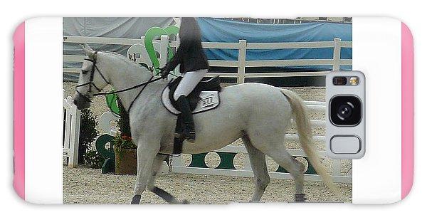 Horse N Rider Galaxy Case