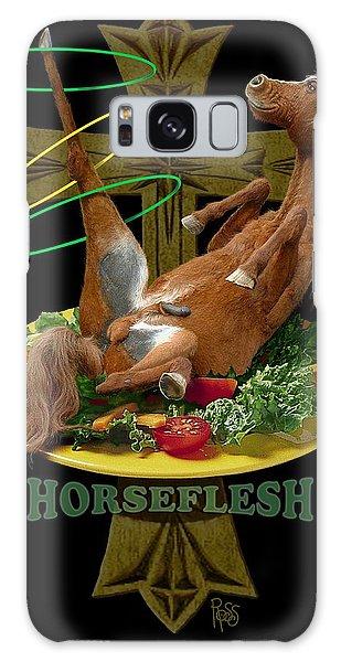 Horseflesh Galaxy Case