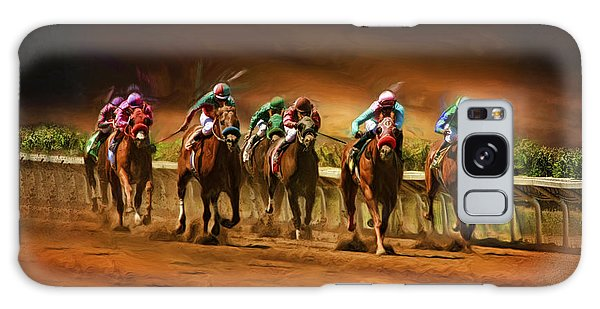 Horse's 7 At The End Galaxy Case