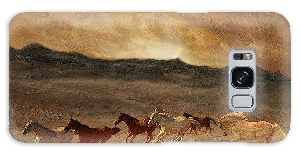 Horses Of Stone Galaxy Case