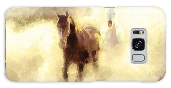 Horses Of The Mist Galaxy Case
