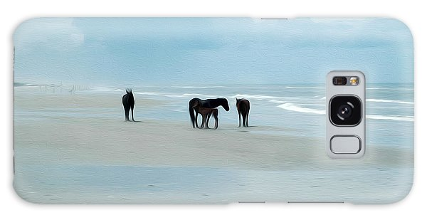 Horses Of The Obx Galaxy Case