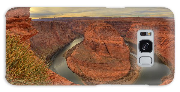 Horseshoe Bend Galaxy Case by Alan Vance Ley