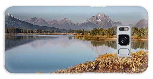Ecosystem Galaxy Case - Horseshoe Bend Grand Teton National by Tom Norring