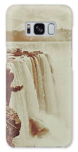 Waterfall Galaxy Case - Horseshoe Falls, Anonymous by Artokoloro