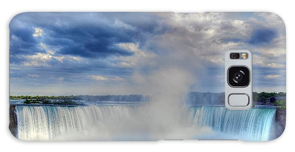 Horseshoe Falls Galaxy Case