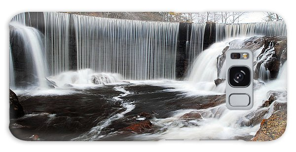Horseshoe Falls Pano 2 Galaxy Case by Dan Myers